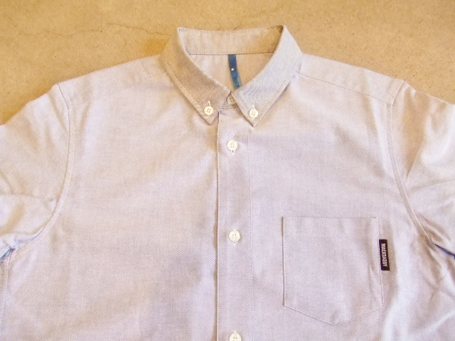 MDY EXCANGE OXFORD SHIRTS ⅡFRONT