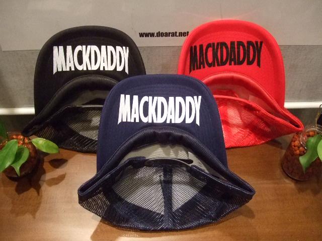 MDY SKULL MESH CAP FRONT