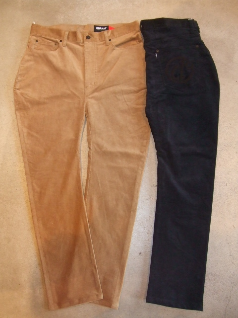 DOARAT STRETCH CORD JODHPURS PANTS