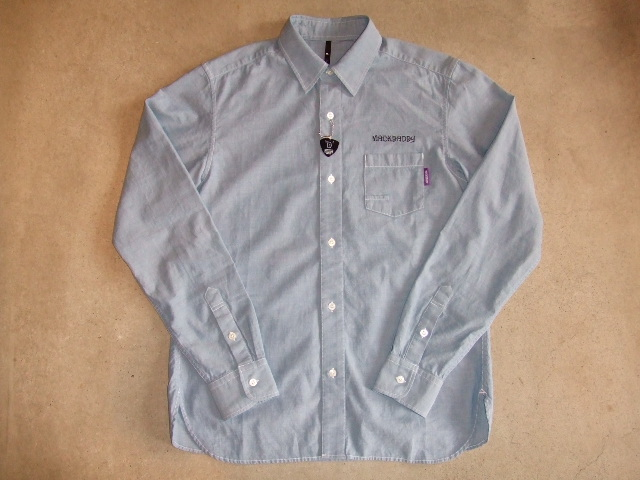 MDY DECENT CHAMBRAY SHIRTS