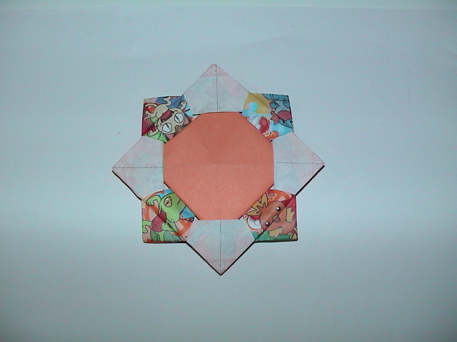 ハート 折り紙:折り紙 勲章 折り方-divulgando.net