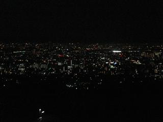 西宮の夜景 1