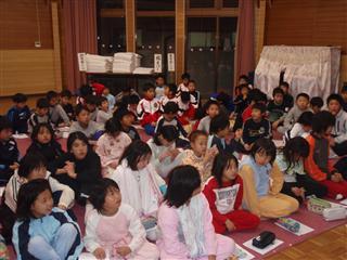 2007年冬合宿その2