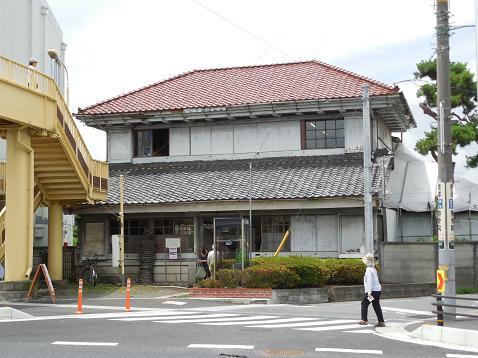 旧黒須銀行@入間市A