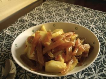 干し芋レシピ