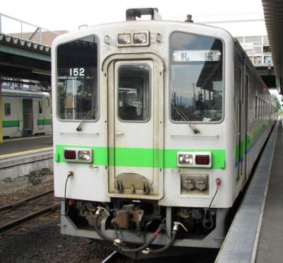 札幌行き普通キハ143系