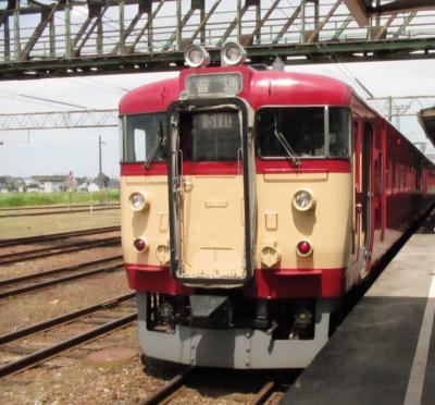国鉄711系電車旧塗色