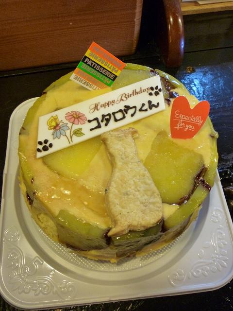 2011.8.12コタケーキ
