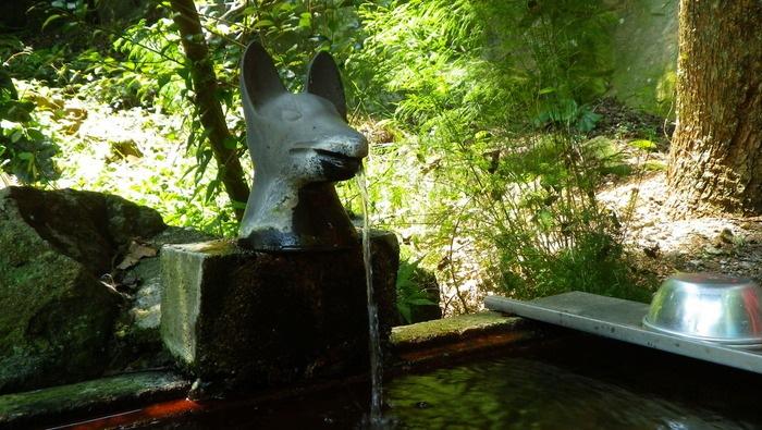三重県熊野市の稲荷神社