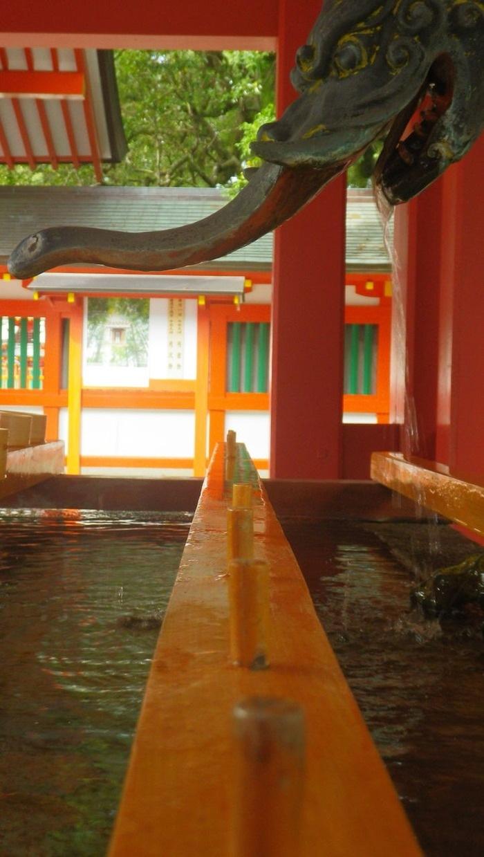 伊勢神宮の宇治神社2