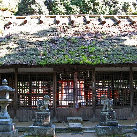 夜都岐神社