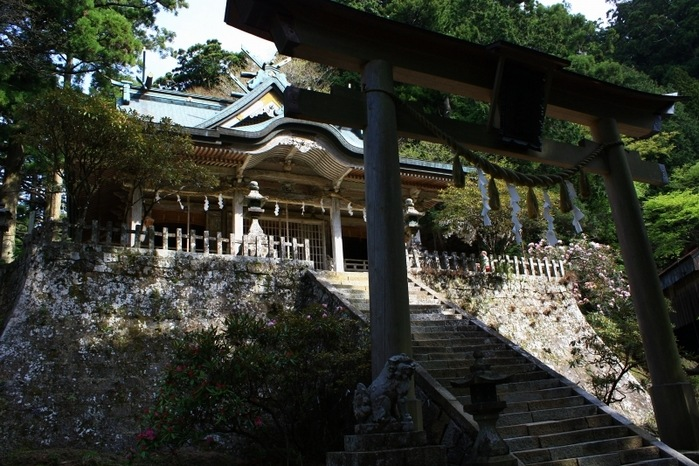 奈良の玉置神社