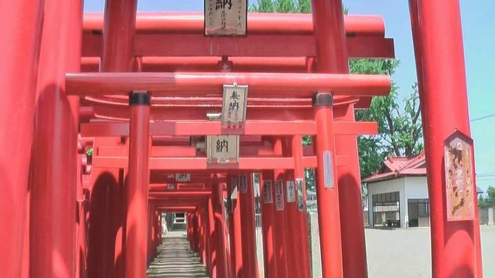 小泉稲荷神社2