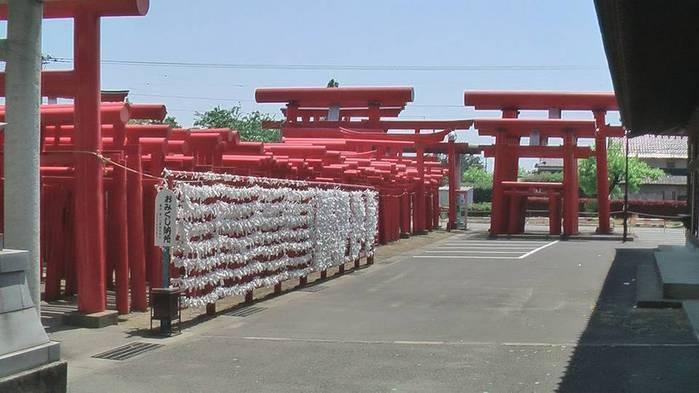 小泉稲荷神社3