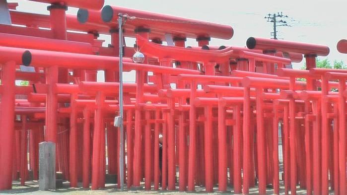 小泉稲荷神社6