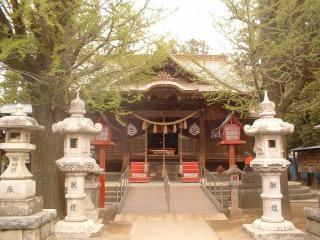 小泉稲荷神社8