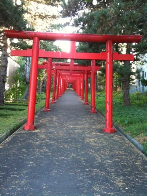 札幌の伏見稲荷神社