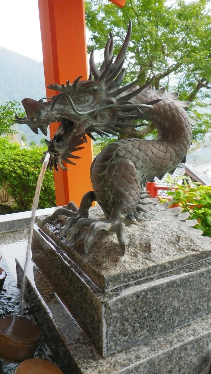 熊野那智大社 一の鳥居