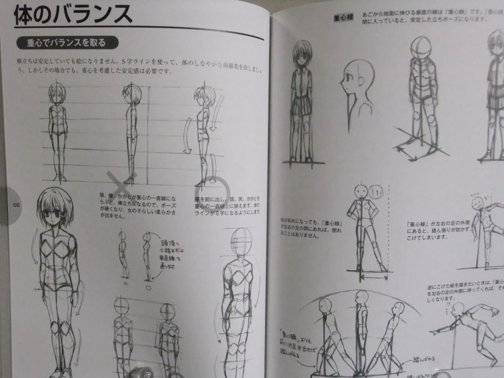 萌えキャラクターの描き方顔・体編_05