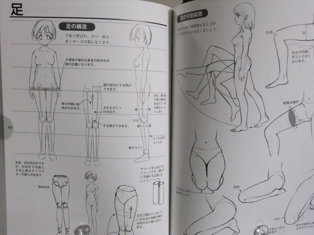 萌えキャラクターの描き方顔・体編_07
