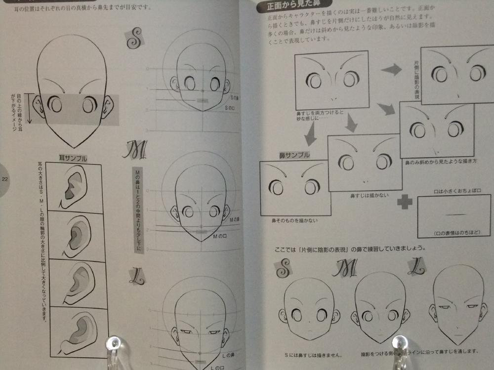 メンズ萌えキャラクターの描き方_顔・からだ編_02