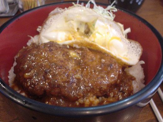 新小岩の洋食屋キッチン大/DAIでロコモコ丼大盛り019