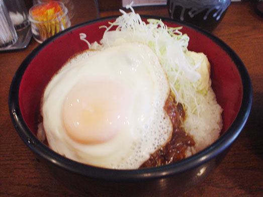 新小岩の洋食屋キッチン大/DAIでロコモコ丼大盛り025