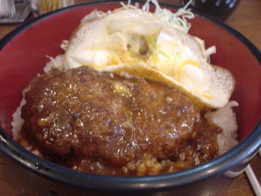 新小岩の洋食屋キッチン大/DAIでロコモコ丼大盛り027