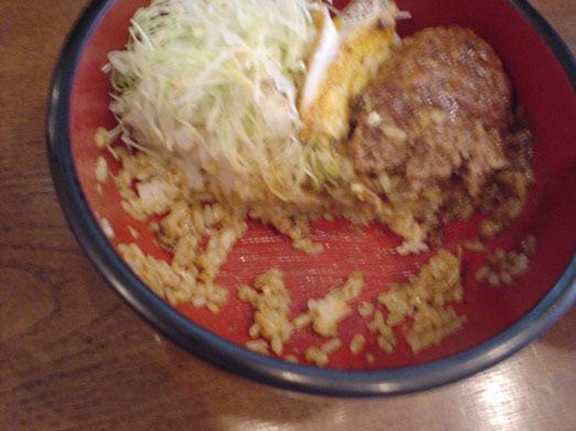 新小岩の洋食屋キッチン大/DAIでロコモコ丼大盛り029