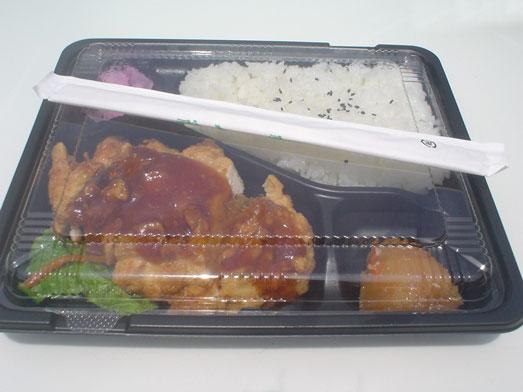 キッチンダイブ亀戸200円弁当のチキン南蛮弁当012