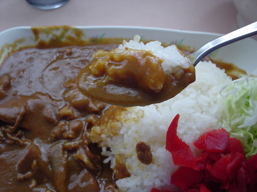 江戸川区役所食堂ラウンジおあしすでランチ020
