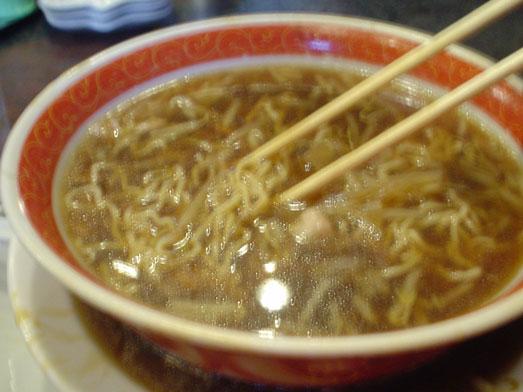 千葉鋸南町住吉飯店のもやしそば/モヤシ麺は超デカ盛り018