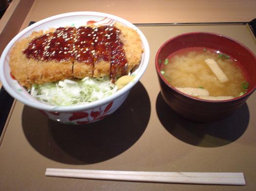 やよい軒メニューのソースカツ丼大特価390円088