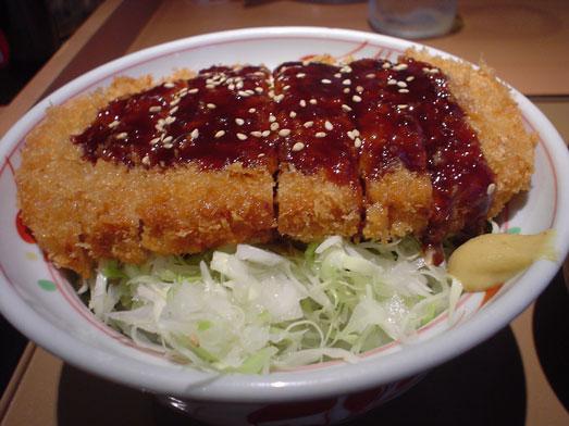 やよい軒メニューのソースカツ丼大特価390円090