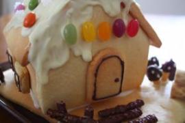 ドアと窓もクッキー