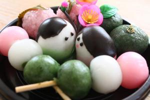 今年は和菓子で☆