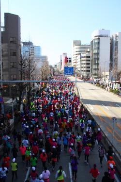 名古屋ウィメンズマラソン2012