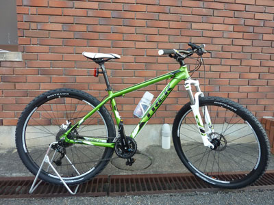 自転車×酵素