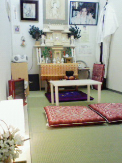 第二祈願室