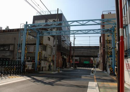 東京メトロ銀座線車庫