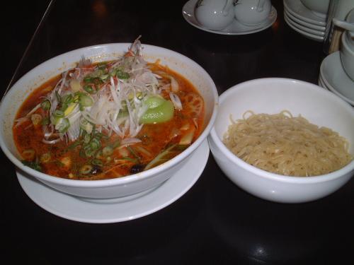 上海バール功夫麺