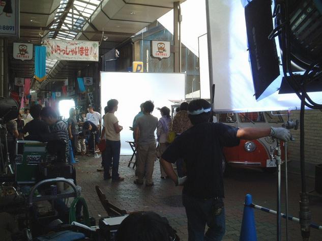 佐竹商店街撮影