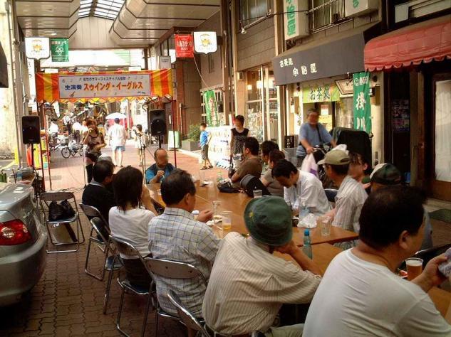 佐竹商店街サマーフェスティバル