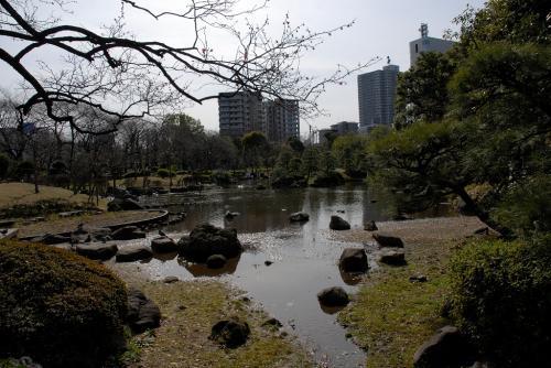 隅田公園(墨田区側)
