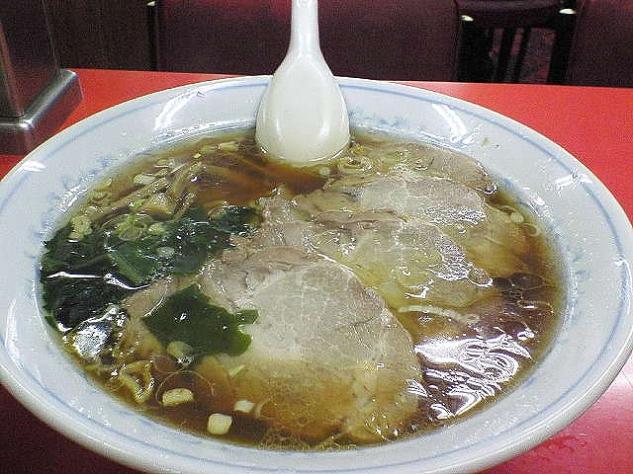 中華一番チャーシューメン