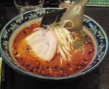 黒船辛味噌麺