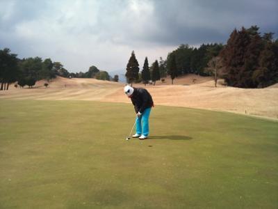20110303ゴルフ&ひな祭り (4)