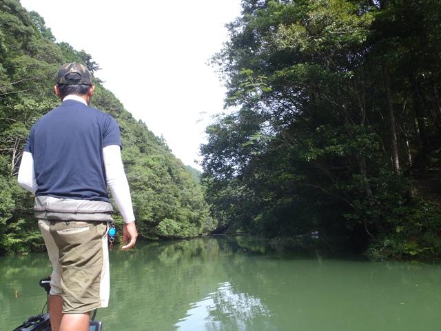 ワクワクするよね、釣り上がっていくのは