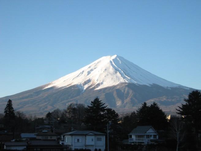 3月27日富士山