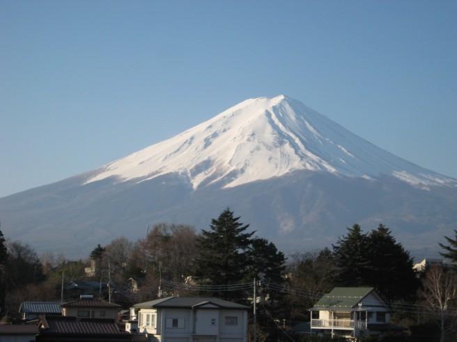 3月31日富士山